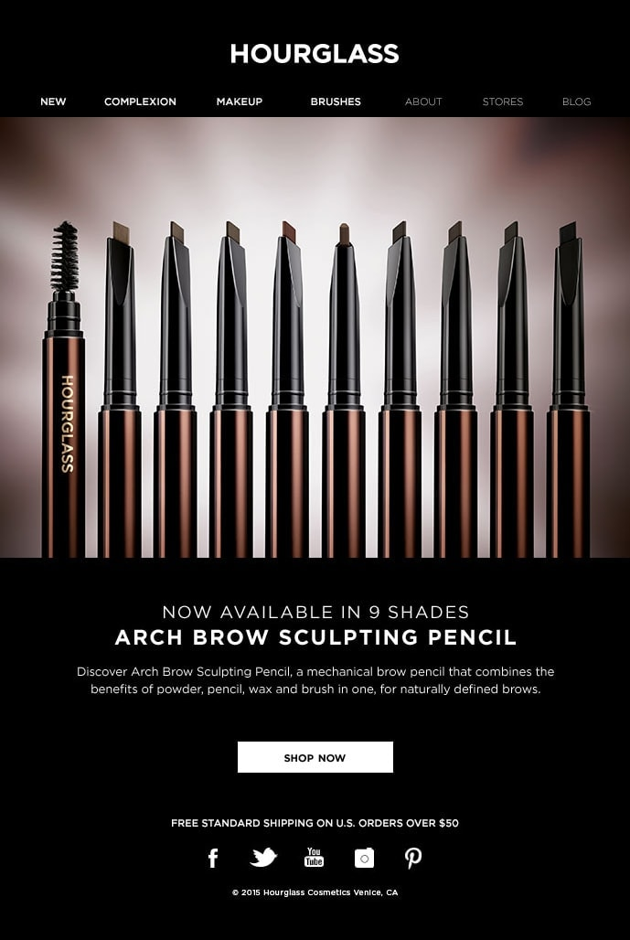 hourglass_archbrow-email-design-marketing